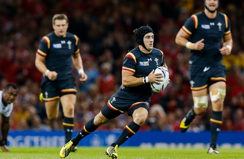 Cardiff Blues Confirm Morgan Signing