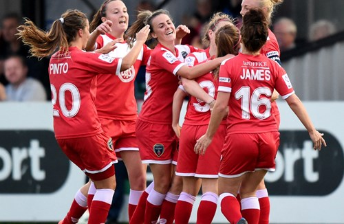 Report: Bristol Academy 4 - 2 Liverpool Ladies