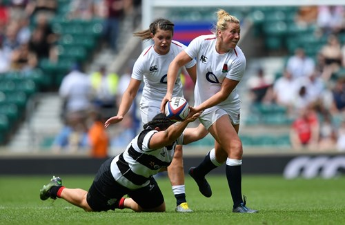 Red Roses fight back to beat Canada