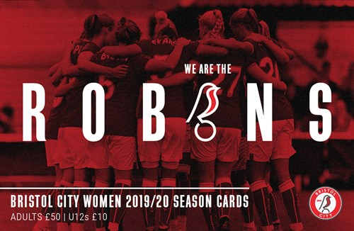 City Women season cards now on sale