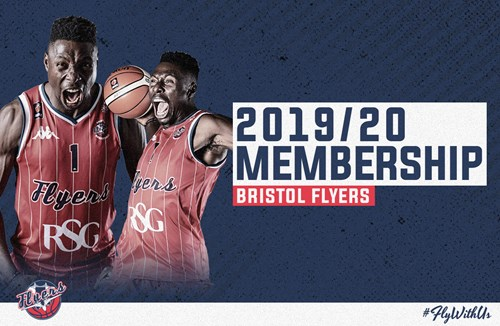 Flyers launch new 2019/20 membership