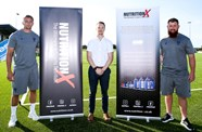 Nutrition X to continue as official nutrition supplier