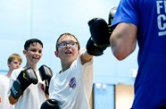 Gallery: Fighting fit with We Love Sport