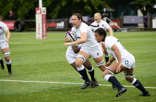 Young Red Roses power past USA