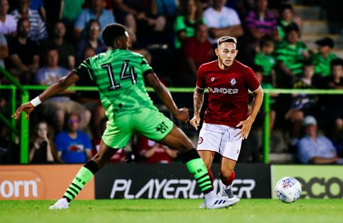 Report: Forest Green Rovers 3-4 Bristol City