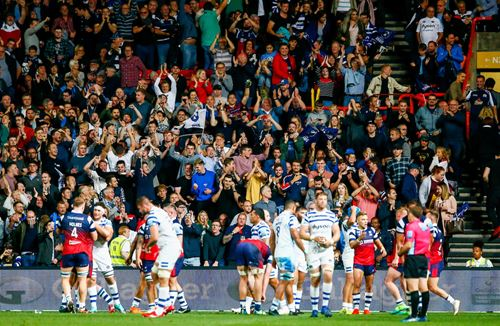 Only single seats for general admission remain for Bath clash