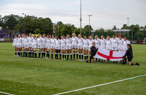 Bears Women youngsters named in England TDG squad