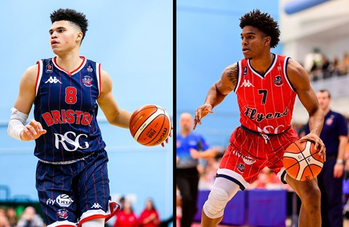Duo to depart Bristol Flyers
