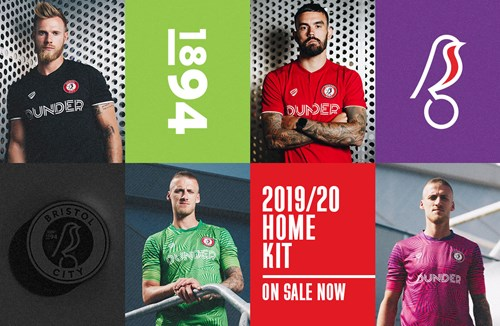 Get kitted out for the 2019/20 season
