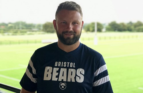 Belbin appointed Bears Women attack coach