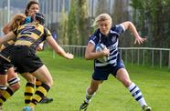 Ladies Coast To Eleven Try Victory