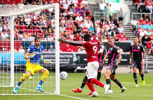 Gallery: Bristol City 1-3 Leeds United