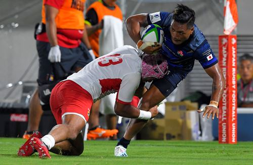 Samoa and Tonga beaten in Pacific Nations Cup