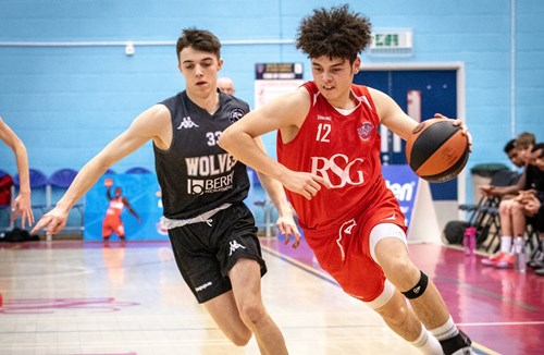 Tucker named in final GB Under-16 squad