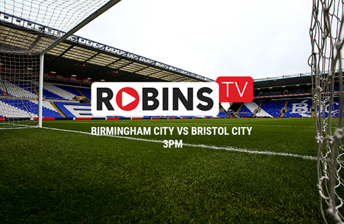 Blues test available on Robins TV