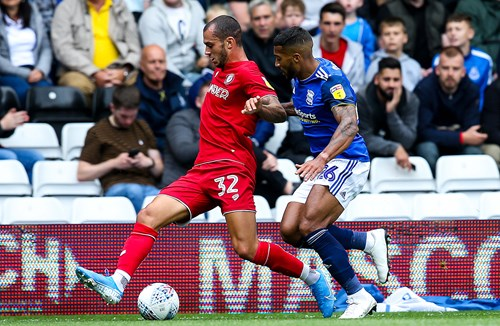 Photo report: Birmingham City v Bristol City