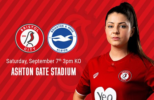 City Women's season opener at Ashton Gate remain on sale