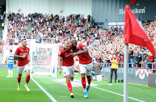 Afobe dedicates win to supporters