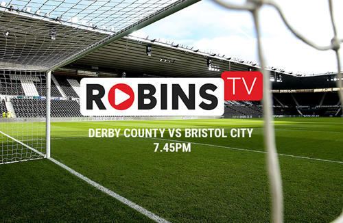 Rams fixture on Robins TV