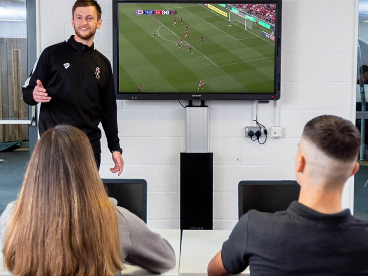 Football Education Programme– BTEC Level 3 Extended Diploma in Sport