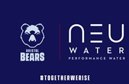 Neu Water onboard as isotonic drinks supplier