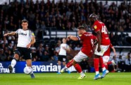 Live: Derby County 1-2 Bristol City