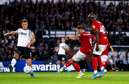 Report: Derby County 1-2 Bristol City