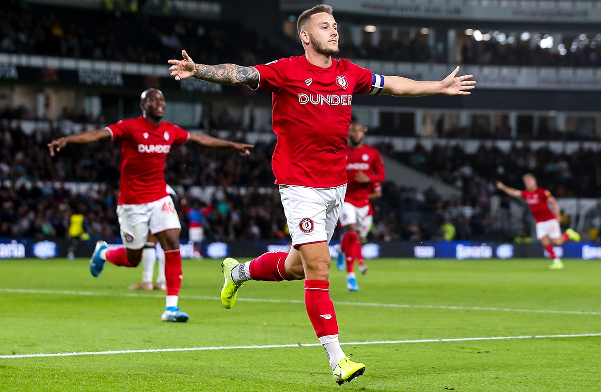 Highlights: Derby County 1-2 Bristol City thumbnail