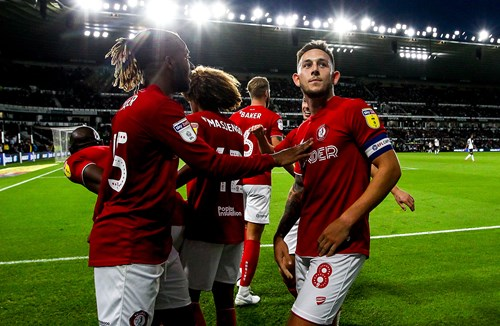 Photo report: Derby County v Bristol City