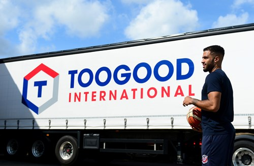 Bristol Flyers reveal Toogood International as new principal partner
