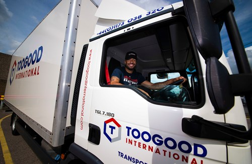 Gallery: Flyers launch principal partnership with Toogood International