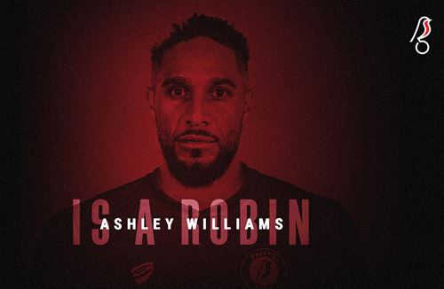 City move 'a breath of fresh air' for Williams