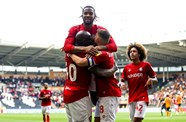 Live: Hull City 1-3 Bristol City
