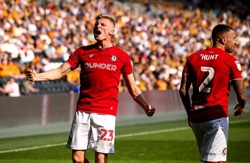 Highlights: Hull City 1-3 Bristol City