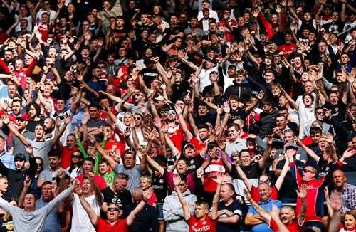 Get Ashton Gate 'pumping'