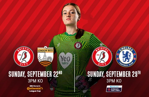 Chelsea and London Bees tickets now on sale