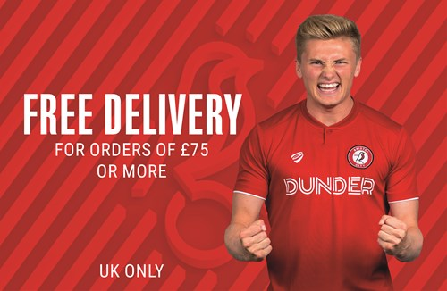 Free delivery on orders over £75