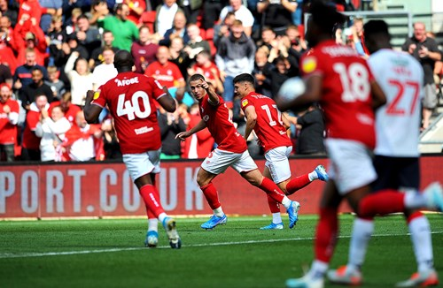 Report: Bristol City 2-2 Middlesbrough
