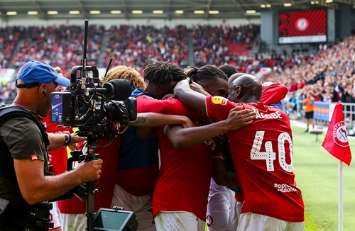 Photo report: Bristol City v Middlesbrough
