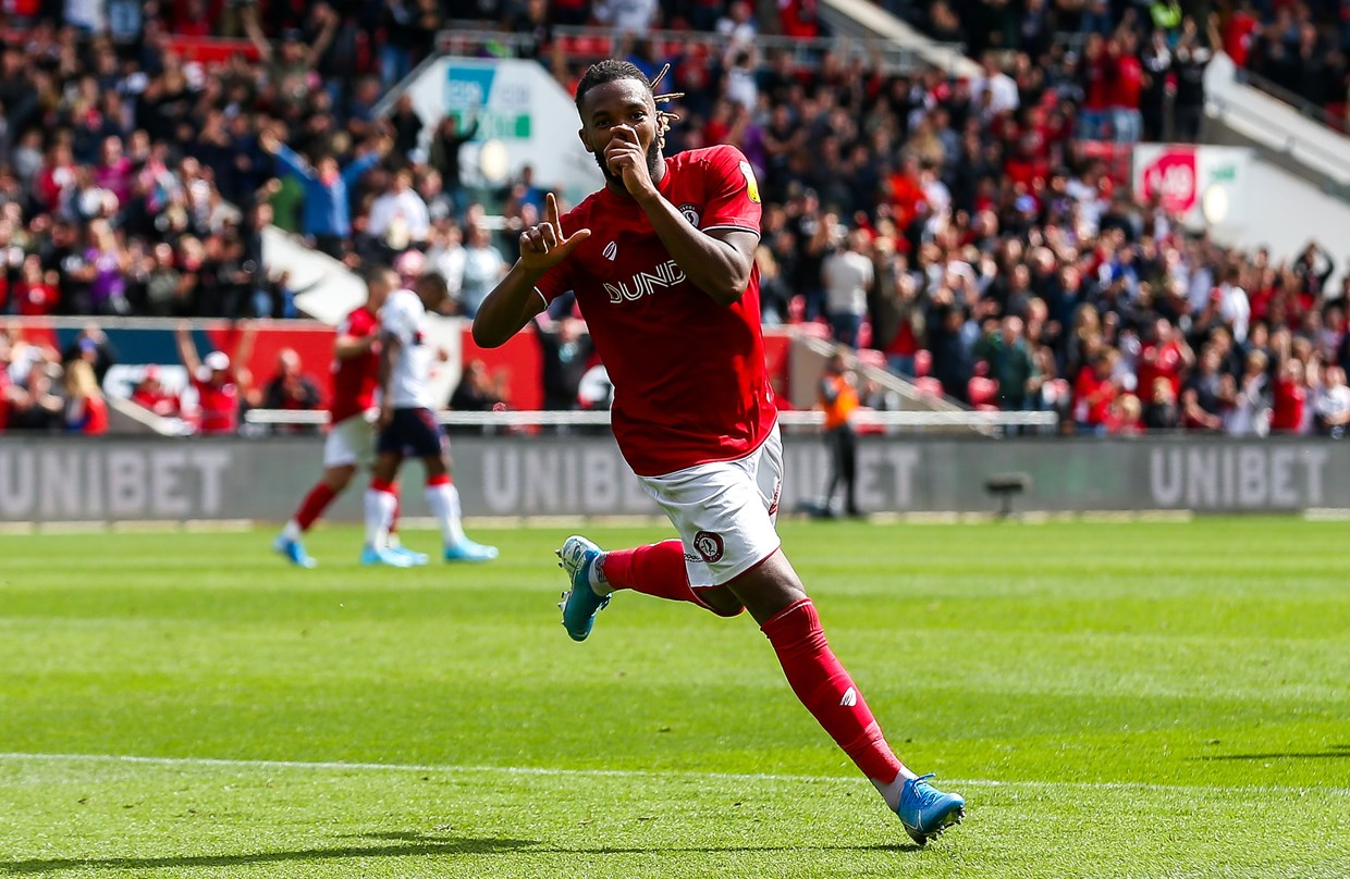 Highlights: Bristol City 2-2 Middlesbrough | Bristol City