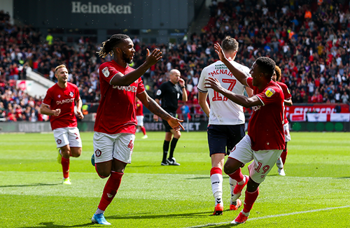 Social Media round-up: Goals galore at Ashton Gate