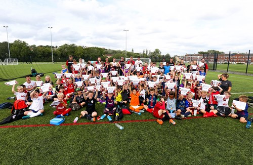 Easter holiday football camps on sale