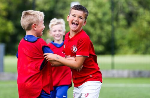 Robins Foundation football holiday camps return this October