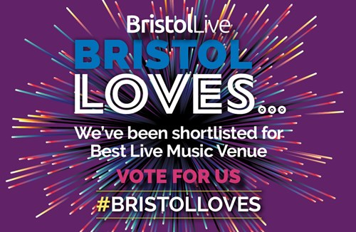 Ashton Gate shortlisted for Bristol Loves Award