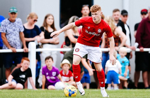 Report: Bristol City U23s 2-3 Colchester United U23s