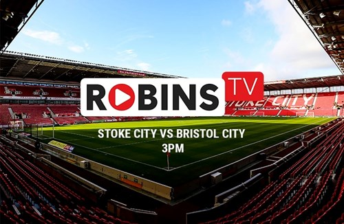 Potters test available on Robins TV