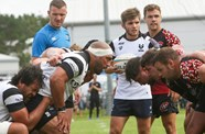 Gallery: Cornish Pirates joint training session