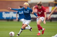 Report: Everton Women 2-0 Bristol City Women