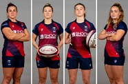 Welsh Quartet join Bears Women ranks