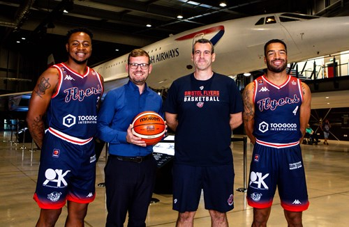 Flyers continue to soar with Aerospace Bristol